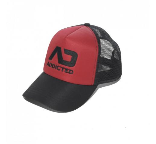 ADDICTED ONE SIZE FETISH CAP - Red