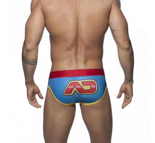 ADDICTED HERO BRIEF - Royal Blue