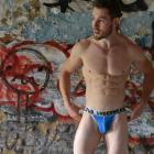 DUB UNDERWEAR BIKINI BRIEF - Blue