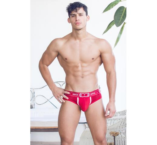 2EROS APOLLO BRIEF SOLAR RED