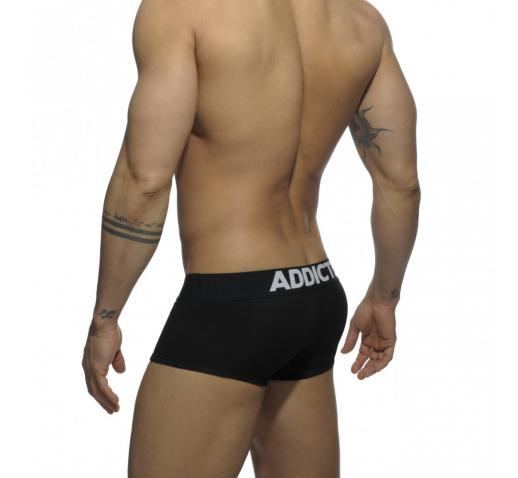 ADDICTED MY BASIC BOXER - Black