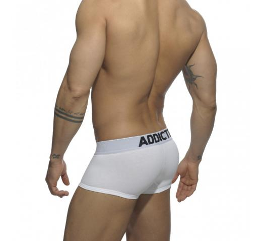 ADDICTED MY BASIC BOXER - White