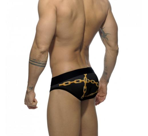 ADDICTED CHAINS DIGITAL BRIEF - Black