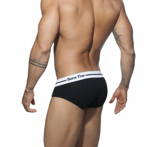 ADDICTED RE BORN FREE BRIEF - Black