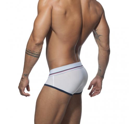 ADDICTED SPORT 09 BRIEF - White