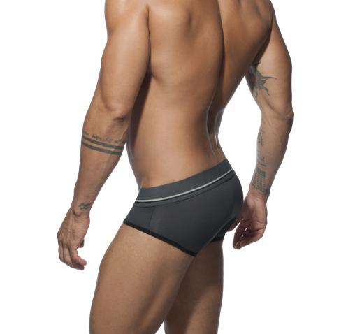 ADDICTED SPORT 09 BRIEF - Charcoal