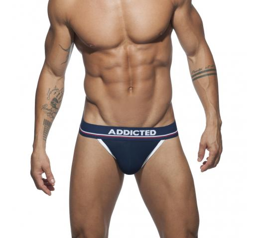 ADDICTED SPORT 09 BIKINI - Navy
