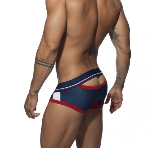 ADDICTED OPEN SPORT MESH BRIEF - Navy