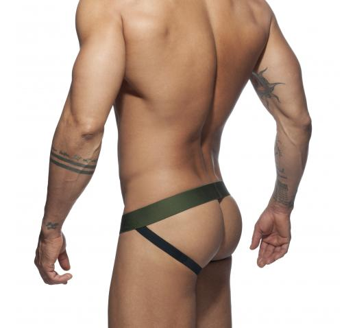 ADDICTED WASHED CAMO JOCK - CAMOUFLAGE