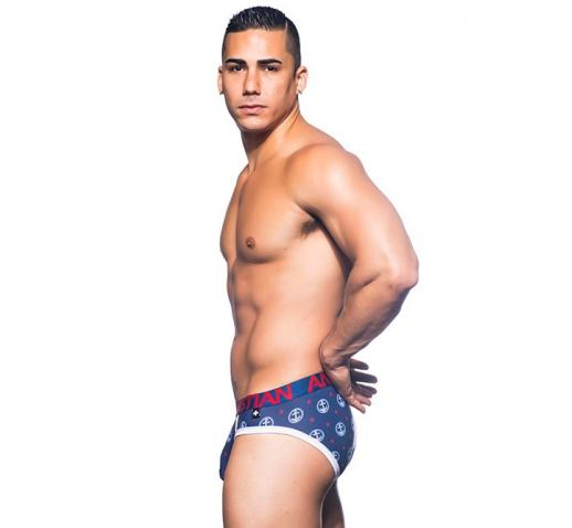 ANDREW CHRISTIAN ALMOST NAKED ANCHOR BRIEF