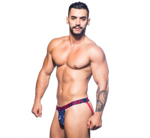 ANDREW CHRISTIAN ALMOST NAKED ANCHOR JOCK