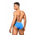 ANDREW CHRISTIAN ALMOST NAKED HAPPY BRIEF - ELECTRIC BLUE