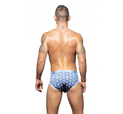 ANDREW CHRISTIAN INTO YOU EMOJI BRIEF