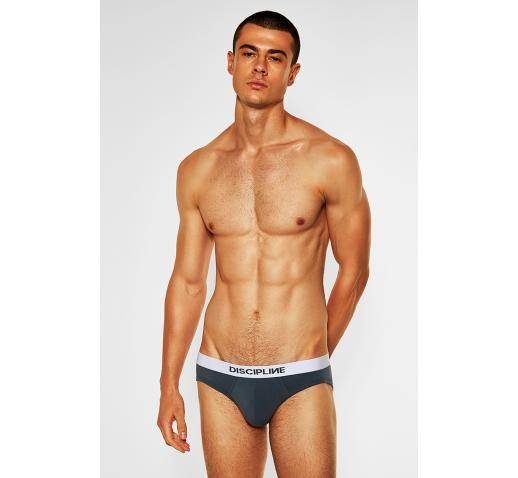 DISCIPLINE YOUTH TWO CLASSIC BRIEF - NAVY