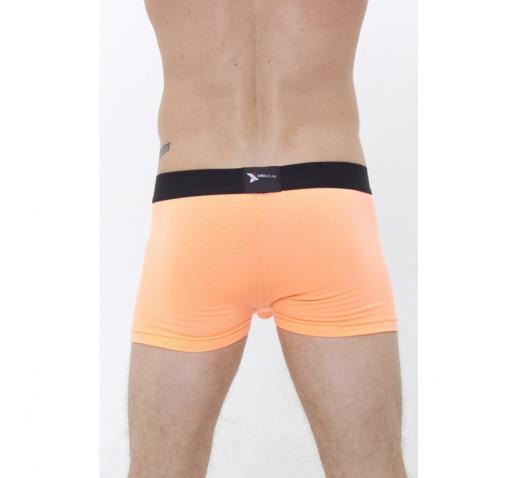 DMXGEAR LUXURY COTTON NEON BOXER - ORANGE
