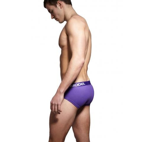 GARCON MODEL ELITE SPORT BRIEF - PURPLE