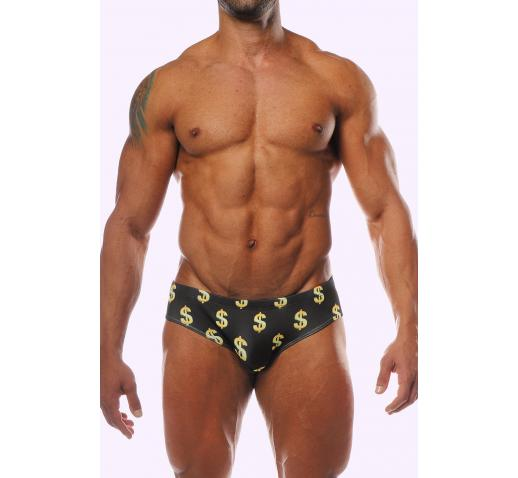 JJ MALIBU BAEWATCH BIKINI BRIEF - JACKPOT