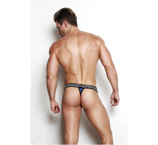 MARCO MARCO CORE THONG - Blue Heather