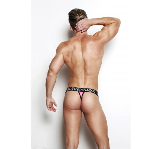 MARCO MARCO CORE THONG - Pink Heather