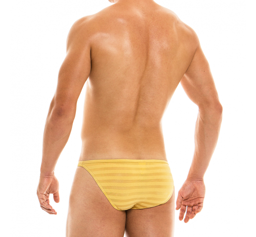 MODUS VIVENDI GOLDEN LOW CUT BRIEF - Gold