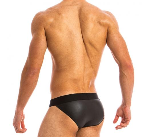 MODUS VIVENDI HIGH TECH TANGA BRIEF - Black