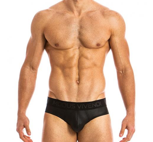 MODUS VIVENDI HIGH TECH CLASSIC BRIEF - Black